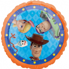 Toy Story Faces Foil Helium Balloon